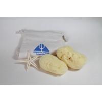 Natural Sea Tampons Premium Selection |2pcs| Basic Set